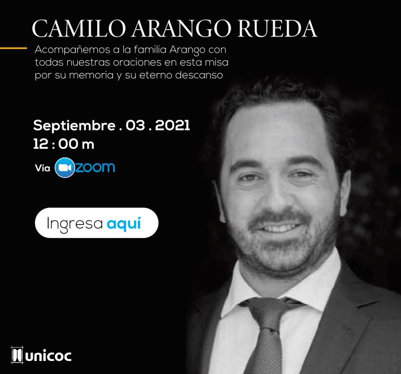 Camilo Arango Rueda