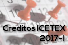 Apertura de fechas radicación creditos ICETEX
