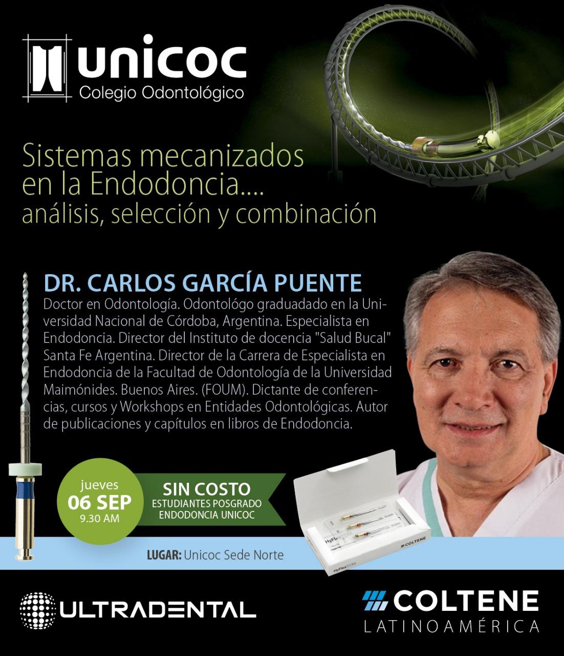 Conferencia; Sistema mecanizados en la Endodoncia